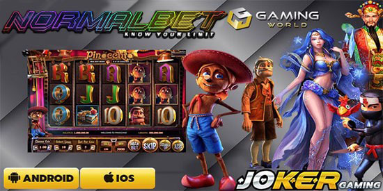 Joker123 judi slot